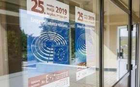 Латвия: на выборах в ЕП проголосовали 29,2% избирателей