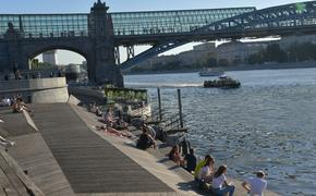Синоптики: в Москву на следующей придет аномальная жара