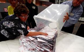 В Латвии идет подсчет голосов на выборах в Европарламент