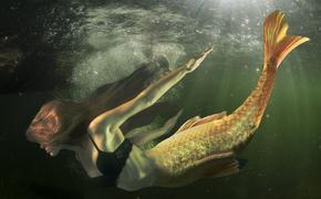 В Сети обнаружены фотографии мужчин-русалок