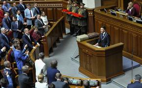 Эксперт заявил о «разгроме блицкрига» команды Зеленского в Верховной Раде Украины