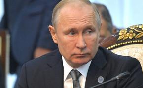 """Путин: в экономике идут """"бои без правил"""""""