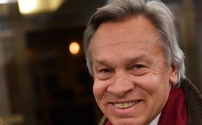 Пушков оценил слова бывшего канцлера Германии о Крыме