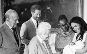 Меган Маркл исполнит королевские традиции в честь крещения сына
