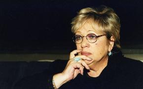 Галина Волчек - актриса и худрук театра «Современник» госпитализирована в Москве