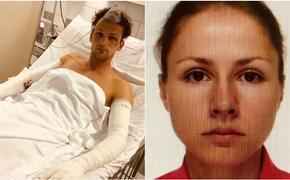 В Москве разыскивают женщину, которая  облила кислотой своего бывшего из-за измены