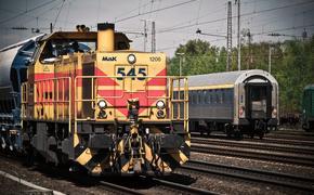 """В Брянской области поезд с пассажирами на ходу """"потерял"""" вагон"""