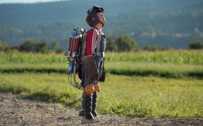 """""""Будущее уже здесь"""": полет изобретателя на реактивном ранце сняли на видео"""