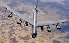 Раскрыты подробности инцидента с перехватом бомбардировщика США российским Су-27