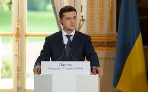 Владимир Зеленский назвал «единственный путь» к прекращению войны в Донбассе