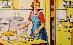 Женщины чувствуют себя комфортнее на работе, чем дома