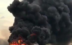 Распространивший видео с горящим SSJ полицейский уволен