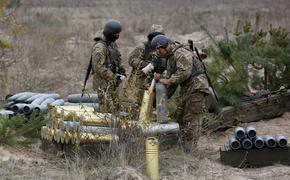 Последствия удара зажигательными снарядами ВСУ по поселку ДНР сняли на видео