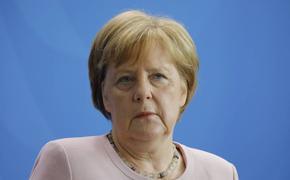 Ангела Меркель рассказала журналистам о своем самочувствии