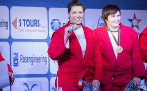 Трехкратная чемпионка мира по самбо Анна Балашова: и на лопатки уложит, и борщ сварит