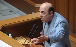 Депутат Рады увидел «катастрофу национального масштаба» в заявлении лидера партии Зеленского
