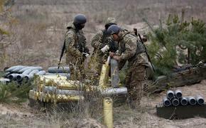 Пьяный командир одного из подразделений ВСУ в Донбассе открыл стрельбу по подчинённым,