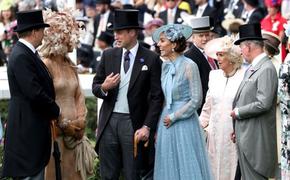 Британцы предположили, что Кейт Миддлтон снова беременна