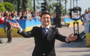 КС Украины признал законным указ Зеленского о роспуске Верховной рады