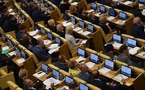 Поклонская: я понимала, что за голосование против пенсионной реформы последует наказание