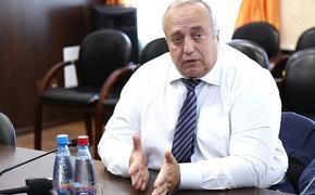 """""""Антироссийская истерия"""" в Грузии вынудит принять РФ ответные меры, считает Клинцевич"""