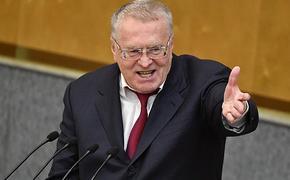 Владимир Жириновский спрашивает: Где русские?