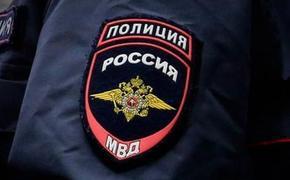 Неизвестный вынес кассовый аппарат и продукты из супермаркета в центре Москвы
