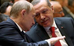 Турция дрейфует к признанию Крыма российским