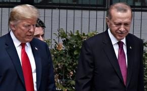 Эрдоган и Трамп обсудят в рамках саммита G20 в Японии поставку ЗРК С-400