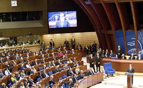 Президента Украины Владимира Зеленского разочаровало решение ПАСЕ по России