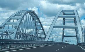 На Крымском мосту зафиксирован рекорд скорости