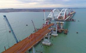 Украинский гидрогеолог назвал Крымский мост «колоссальной ошибкой» и призвал его разобрать
