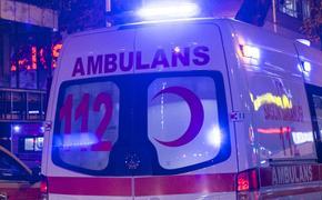 СМИ: 10 человек погибли в Турции в автоаварии с участием микроавтобуса