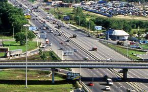 В ДТП с тремя автомобилями на МКАД погиб человек