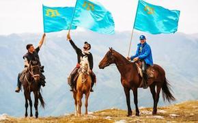 День крымскотатарского флага отметят в Симферополе автопробегом