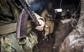 Военные ДНР разбили огневые точки ВСУ в ответ на их удары по окраине Горловки