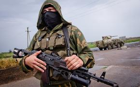 Бойцы ДНР уничтожили позицию ВСУ и двух военных в ответ на удары под Донецком