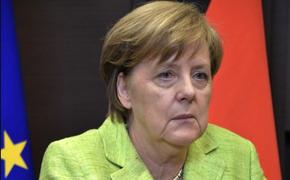 У Меркель случился второй за 10 дней приступ дрожи на официальном  мероприятии