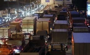 Минтранс счел необходимым лишать водителей грузовиков прав за перевес