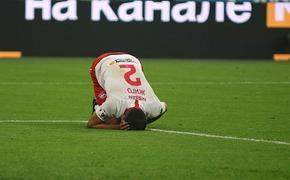 «Спартак» вымучил победу над  «Сочи»   1:0