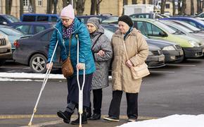 Пенсионеры Латвии получат доплаты