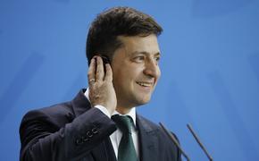Украинский политолог озвучил условие снятия Зеленским блокады с Крыма и Донбасса