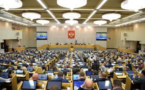 Конфигурация Госдумы следующего созыва