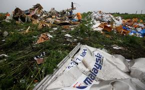 Совет ЕС требует от РФ признать вину в крушении малазийского Boeing