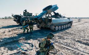 В Донбассе бойцы ВСУ ударили «Змеем Горынычем» по своей позиции и понесли потери