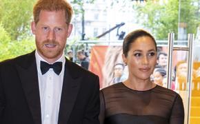 """Герцогиня Меган заявила, что им с принцем Гарри """"приходится непросто"""""""