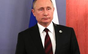 Путин подтвердил готовность РФ к конструктивному диалогу с Евросоюзом