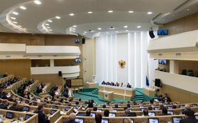 Виновника продолжения гражданской войны в Донбассе вычислили в Совете Федерации