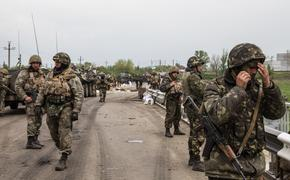 Видео ударов пехоты ВСУ по силам ДНР в пригороде Горловки обнародовал волонтер