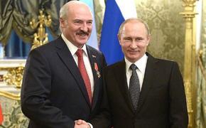 Путин и Лукашенко посетили монастырь на Валааме